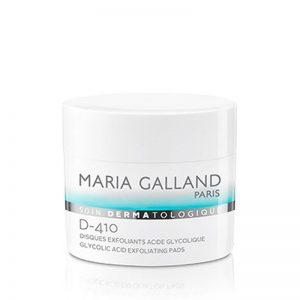 Maria Galland - D-410 Disques Exfoliants Acide Glycolique